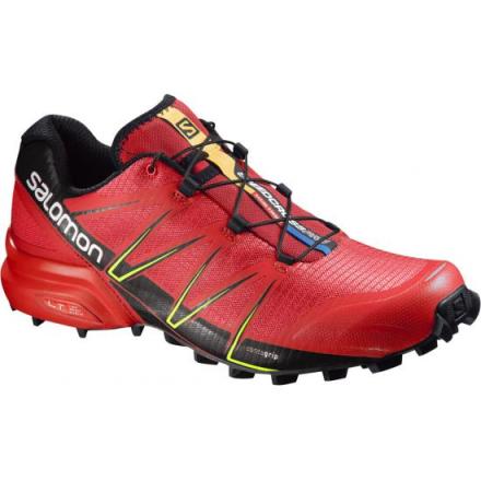 Salomon Speedcross PRO Radiant Red - Maastojuoksukenkä Poistuva väri