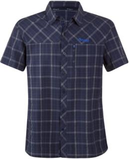 Bergans Langli Shirt SS Navy - Skjorta - Utförsäljning