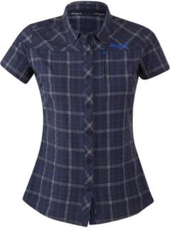 Bergans Langli Lady Shirt SS Navy - Skjorta - Utförsäljning