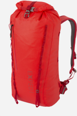 Exped Black Ice 30 M red - Ryggsäck