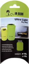 JR Gear Ultra Light Bag Cord 15 L Grön