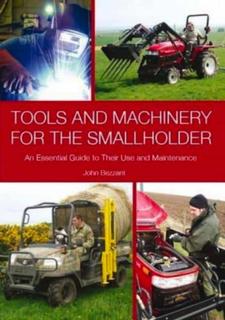Værktøj og maskiner til mindre landbrug / bog