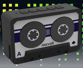 Maxell Bluetoothhögtalare BT90 - Silver