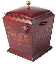 Kylväska retro / Coca-Cola 30 x 30 x 34 cm