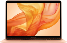 Apple Macbook Air mit Retina Display Intel Core i5 1.6GHz 8GB/128GB MREE2 - Gold (US-Tastatur)