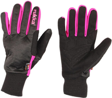 Basic Glove Musta/Pinkki 6