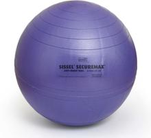 Sissel träningsboll securemax 45 cm lila sis-160.008
