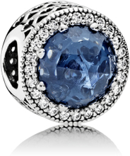 Pandora Blå kristallberlock