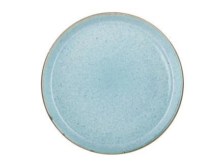 Bitz Gastro Tallerken Ø 27 cm grå / lysblå.