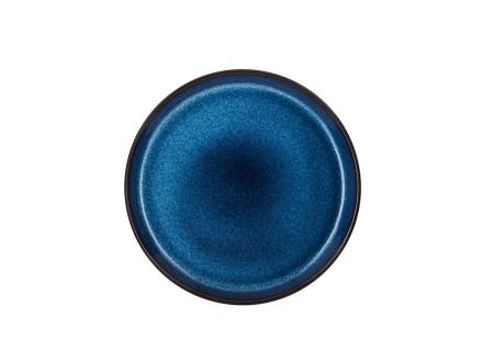 Bitz Gastro Tallerken Ø 21 cm svart / mørkblå