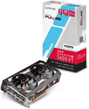 Radeon RX 5600 XT Pulse - 6GB GDDR6 SDRAM - Grafikkort