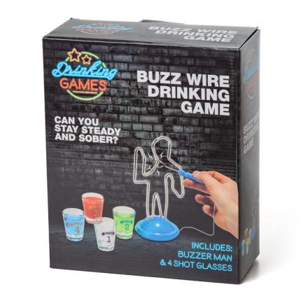 Buzz Wire Shot Juomapeli