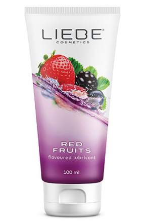 Liebe Lubricant Red Fruits