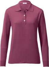 Tröja krage i 100% ren ny ull från Peter Hahn rosa