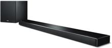 Yamaha MusicCast YSP-2700, 7.1 kanaler, 107 W, DTS,DTS 96/24,DTS Neo:6,DTS-ES,DTS-HD HR,DTS-HD Master Audio,Dolby Digital,Dolby Digital EX,Dolby...,