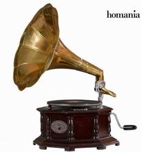 grammofon Ottekantet - Old Style Samling by Homania