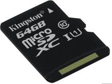 Kingston Canvas Select 64GB MicroSD inkl adapter