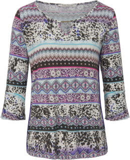 Bluse 3/4-ærmer Fra Betty Barclay multicolor