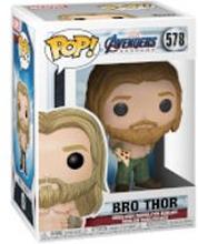 Marvel Avengers: Endgame - Thor mit Pizza Pop! Vinyl Figur
