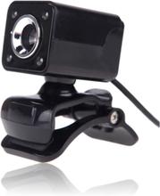 Kukamo 12 MP Webcam m/ LED