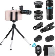 12X Phone Telescope 10 in 1 The Lens Suit