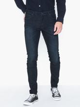 Lee Jeans Malone Pine Blue Jeans Blå