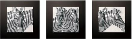Steve Art Gallery Zebra, 60x180x10 cm
