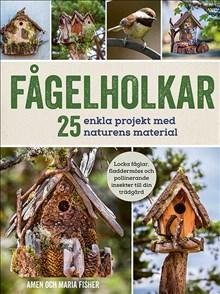 Fågelholkar : 25 enkla projekt med naturens material