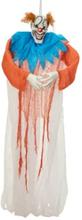 Halloween Figure Laughing Clown, 170cm