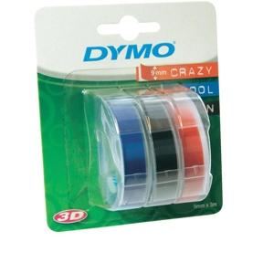 Tape 9mmx3m ass. (3) - Engsig.dk