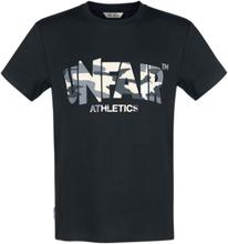 Unfair Athletics - Classic Label -T-skjorte - svart