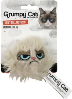 Kattleksak Grumpy Cat Hair Ball
