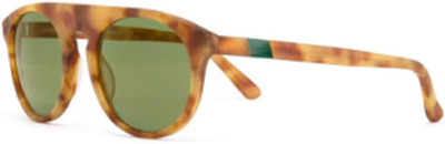 Westward Leaning 'Atlas' sunglasses - Nude & Neutr