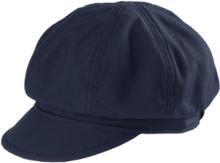 Faltbare Schirmmütze Seeberger blau