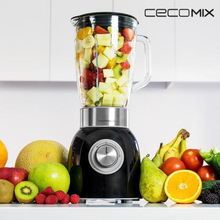 Cecomix Titanium Black Smoothie Blender 4060 1000W