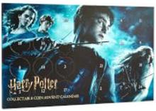 Harry Potter Limited Edition Sammelmünzen Adventskalender - Zavvi Exklusiv