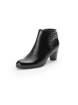 Støvlet 100% skind Fra ARA sort