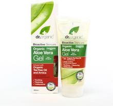 Dr Organic Aloe Vera Gel with Tea Tree Oil 200 ml