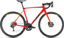 "Cube Cross Race C:62 SLT red'n'green 50cm (28"") 2018 Cyclocross"