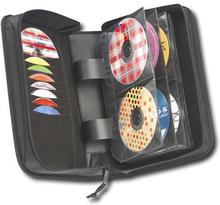 CD-Väska Case Logic CDW-92 för 100st CD-skivor