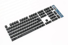 PBT Nordic Keycap set - Black