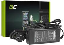 Green Cell laturi / Virtasovitin Fujitsu-Siemens 90W / 20V 4.5A / 5.5mm-2.5mm