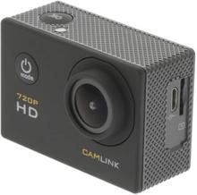 Nedis HD Toimintakamera 720P, Musta