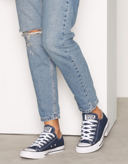 Converse All Star Canvas Ox Navy