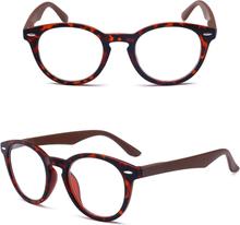 Läsglasögon från klassiska leman