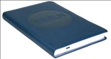Bibel 2000 slimline mörkblå