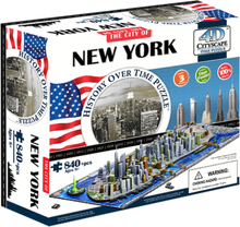 4D Citypalapeli New York