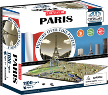 4D Citypalapeli Pariisi