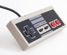 Retro NES USB -peliohjain