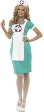 Sygeplejerske Kostume Medium